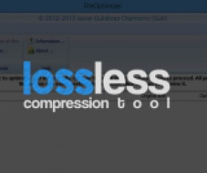 Review Lossless Compression Tool dengan File Optimizer