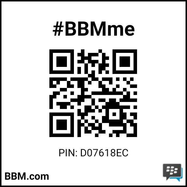 Share Pin BBM